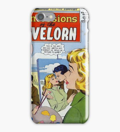 Confessions of The Lovelorn iPhone Case/Skin