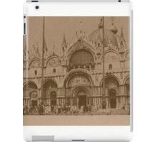 The Church of Saint Mark,Venice,Italy iPad Case/Skin