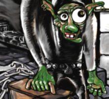 Magic Cards Goblin Igor Young Frankenstein Junior Token Sticker