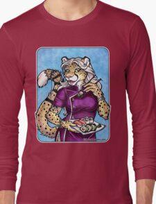 Sushi Cheetah  Long Sleeve T-Shirt