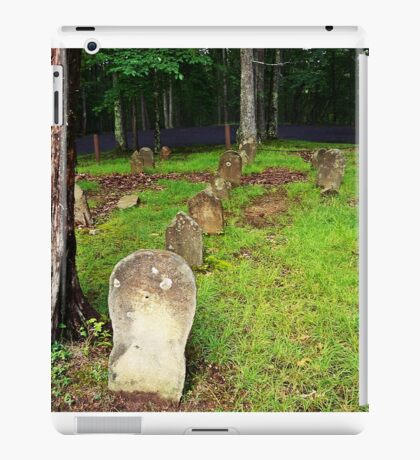 In Rows They Lie iPad Case/Skin