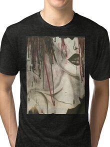 Burned  Tri-blend T-Shirt