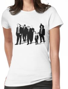 Reservone Piece  Womens Fitted T-Shirt