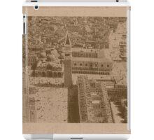Aerial view of Saint Mark,Venice,Italy iPad Case/Skin