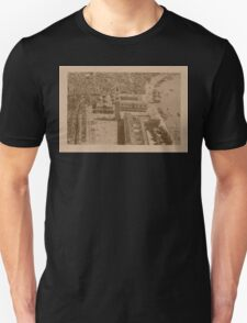 Aerial view of Saint Mark,Venice,Italy T-Shirt