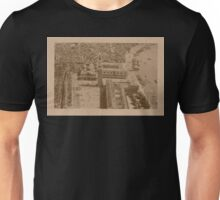 Aerial view of Saint Mark,Venice,Italy Unisex T-Shirt