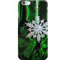 Christmas Snowflake iPhone Case/Skin
