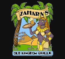 Zahara's Old Kingdom Grille Restaurant Parody  T-Shirt