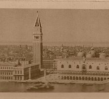 Venice' view from sea by Logan81