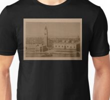Venice' view from sea Unisex T-Shirt