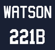 Watson by SamanthaMirosch
