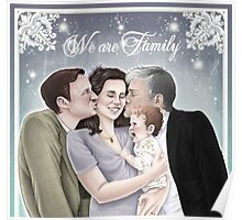 Mytheory - We are Family Poster