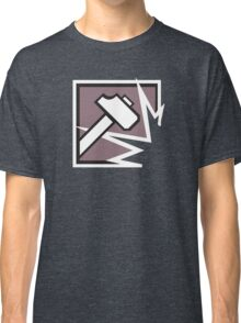 Sledge Operator Icon Classic T-Shirt