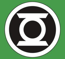 Green Lantern by GradientPowell