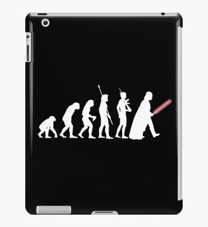 Darth Vader Evolution iPad Case/Skin