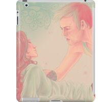 Lestrathea - Please tell me my rights! iPad Case/Skin