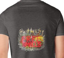 FREE SMELLS !!! Mens V-Neck T-Shirt