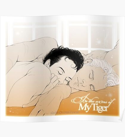 MorMor - In the Arms of my Tiger Poster