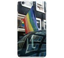 Amsterdam - Reflecting flag iPhone Case/Skin