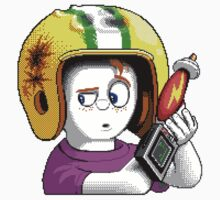 Commander Keen HD - Retro DOS game fan shirt Kids Clothes