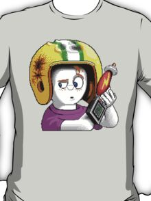 Commander Keen HD - Retro DOS game fan shirt T-Shirt