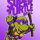Super Turtle Bros - Donnie by moysche