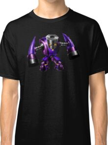 8bit Robot with hammers  Classic T-Shirt