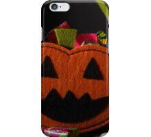Trick Or Treat iPhone Case/Skin