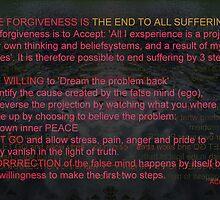 True Forgiveness ACIM by HeklaHekla