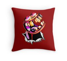 Get me out of heeere. Throw Pillow