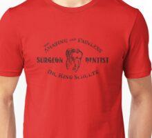 Dr. King Schultz Unisex T-Shirt