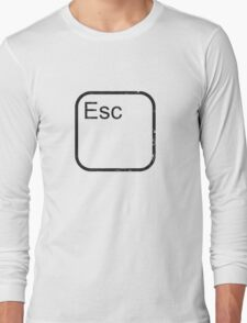 Alex Weiss – Esc Long Sleeve T-Shirt