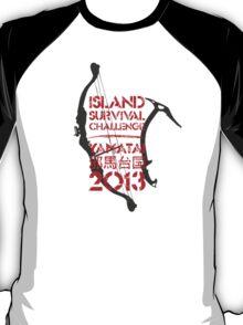 Island Survival Challenge 2013 T-Shirt