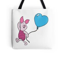 Piglet with a Balloon Tote Bag
