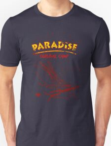 Paradise Survival Camp T-Shirt