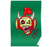 Evil Dead Po Poster