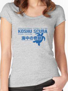 Koshu Scuba Women's Fitted Scoop T-Shirt
