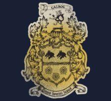 Talbot Family Crest by bluedog725