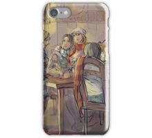 The Three Broomsticks iPhone Case/Skin