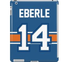 Jordan Eberle - BLUE iPad Case/Skin
