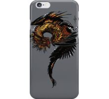 The monarch dragon iPhone Case/Skin