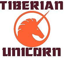 tiberian unicorn by ZoldPardon