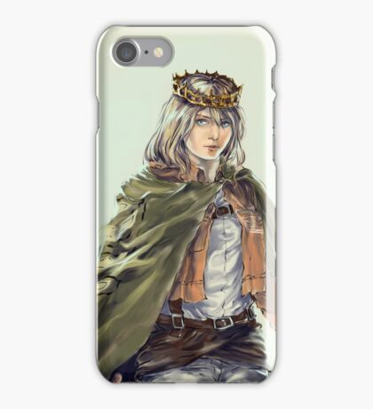 Historia Reiss iPhone Case/Skin