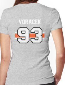 Jakub Voracek - Philadelphia Flyers Womens Fitted T-Shirt