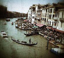 Venice - favourite city in world  by AngieSurrey