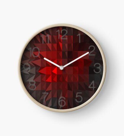 Clock. N .25 Clock