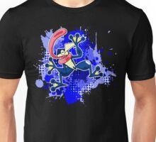 Greninja Makes A Splash Unisex T-Shirt