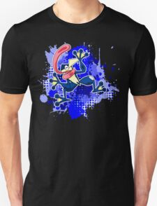 Greninja Makes A Splash T-Shirt