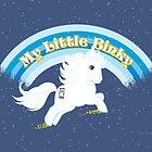 My Little Binky by christymcnutt