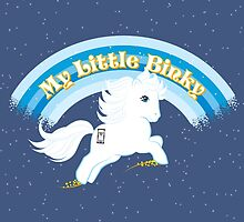 My Little Binky by christymcnutt